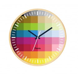 "Reloj ""Pixel"""