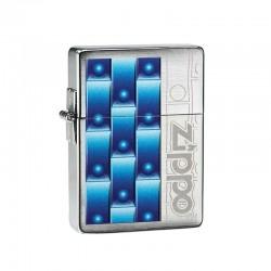 Zippo Abstract Design