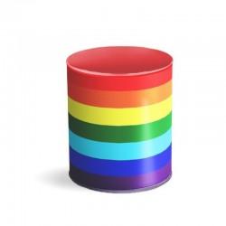 Portalápices vaso Rainbow