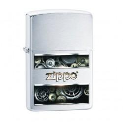 Zippo Brushed