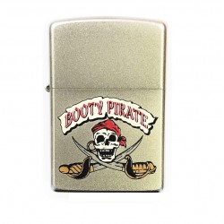 Zippo Booty Pirate